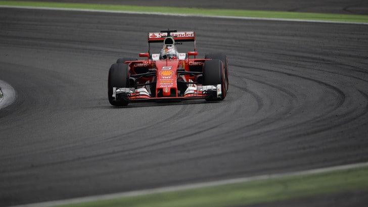 Ferrari Racing Days: Vettel protagonista ad Hockenheim