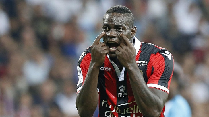 Ligue 1, Balotelli: che esordio. Doppietta, e il Nizza vola. GUARDA I GOL