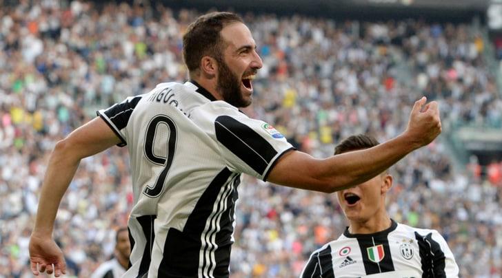 Juventus, Higuain flagello del gol. Ecco tutti i suoi segreti