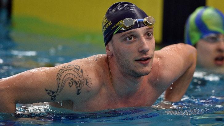 Paralimpiadi, Nuoto: Morlacchi è d'oro nei 200 misti