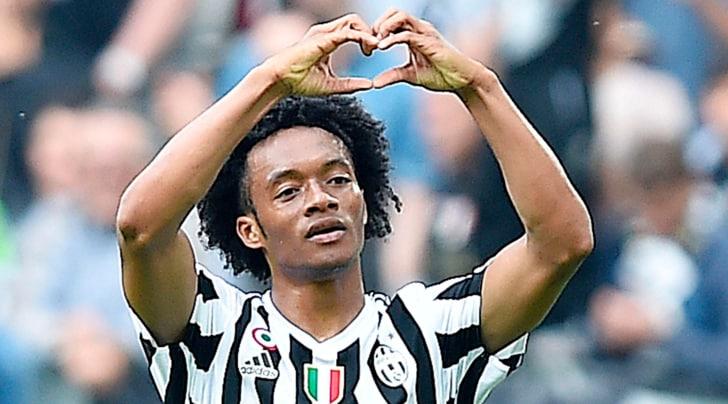 Juventus, Cuadrado: «Questa è casa mia»