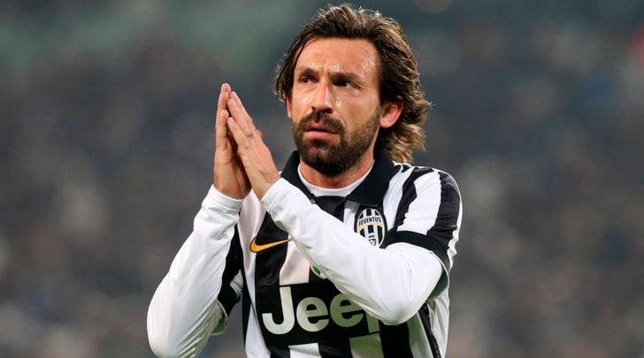 Andrea Pirlo: «La Juventus non ha rivali, Inter? Meglio l'America»