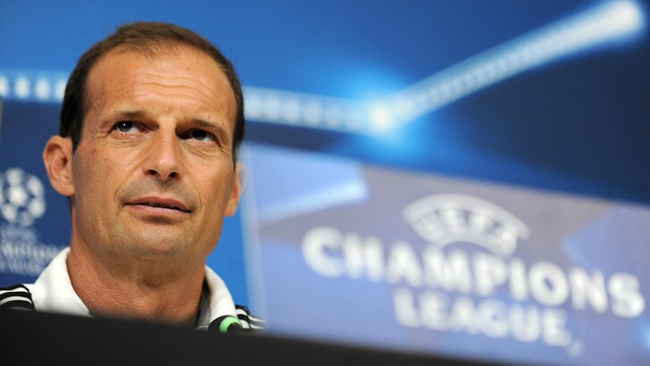 Allegri: «Juventus alla pari delle big. Higuain-Dybala? Non dimenticate Mandzukic...»