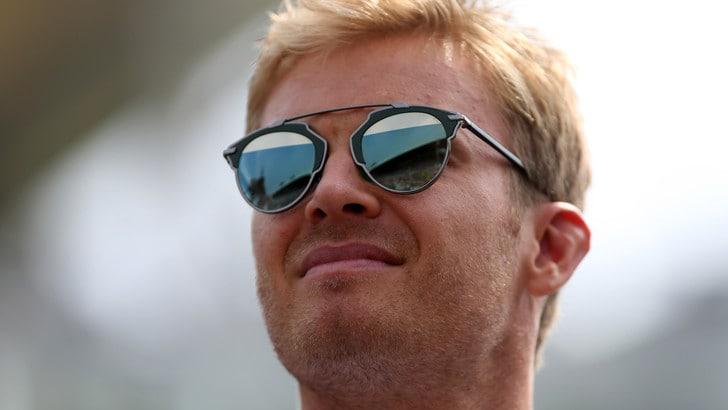 F1, Rosberg: «A Singapore punto al podio»