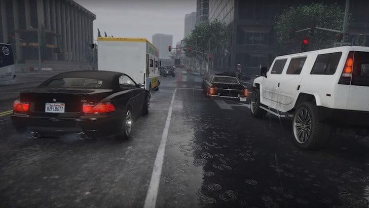 """Guida autonoma, le auto imparano """"giocando"""" con GTA V"""