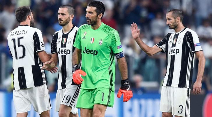 Juventus all'arrabbiata dopo il Siviglia: le critiche caricano la squadra