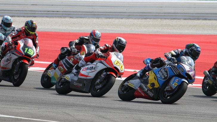 Moto2, Lowes chiude i testa a Valencia