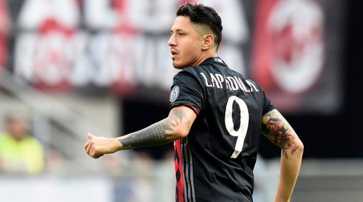 Serie A, Lapadula: «Milan, ora sono pronto»