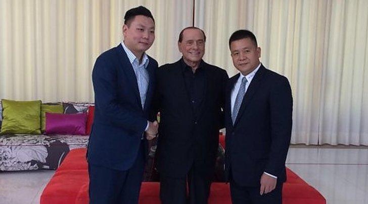 Milan, il gruppo cinese: «Spediti verso il closing»