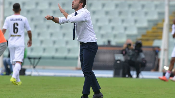 Serie A, De Zerbi: «Palermo, serve più coraggio»