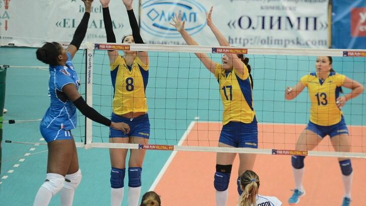 L'Italia fatica contro l'Ucraina ma vince al tie break in rimonta