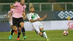 Serie A Palermo, Rajkovic: «Battiamo la Pro Vercelli per riprendere fiducia»