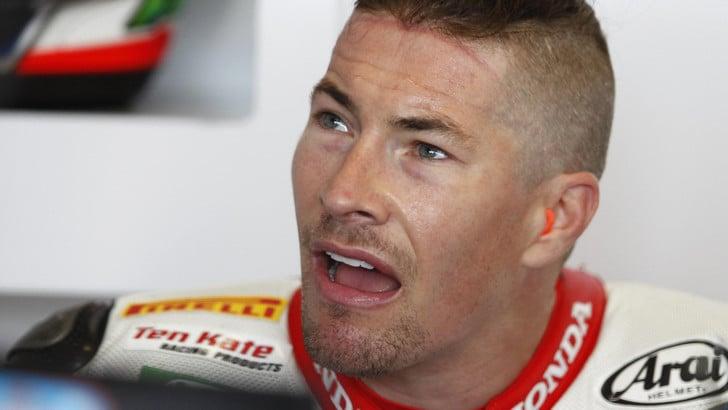 MotoGp: Nicky Hayden in pista ad Aragon