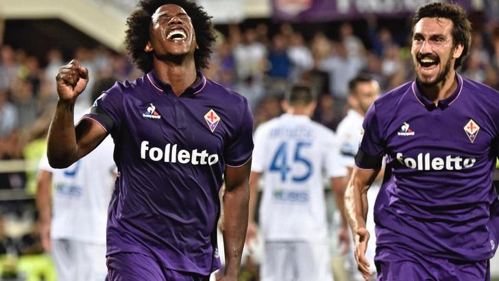 Serie A Fiorentina, Astori stop: salta l'Udinese