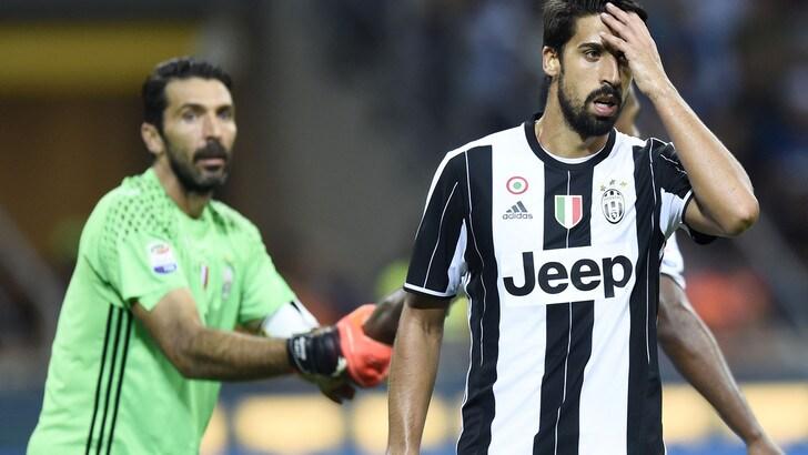 Serie A: Juve battuta, ma lo scudetto è a 1,35