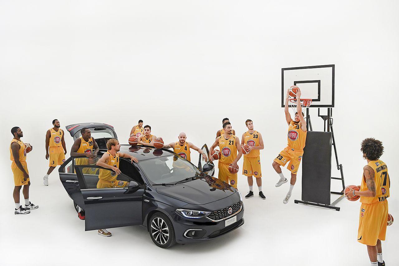 Fiat nuovo sponsor dell'Auxilium basket, si chiamerà Fiat Torino