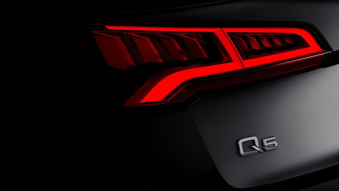 Nuova Audi Q5 si svela al Salone di Parigi