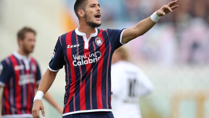 Serie A Crotone, Falcinelli: «Roma forte, ma ho voglia di segnare»