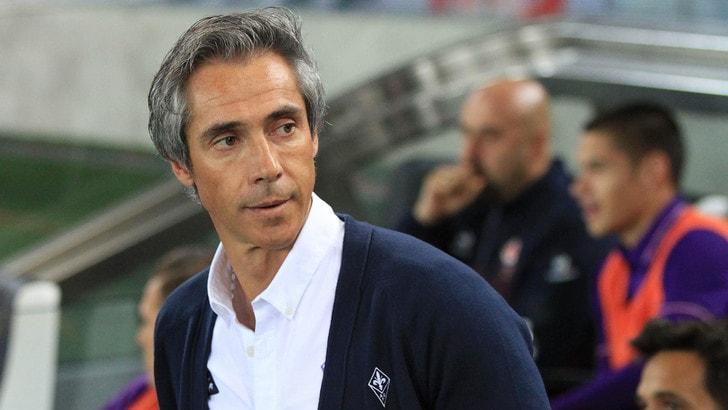 Serie A Fiorentina, Sousa: «Serve più carattere, così non va»