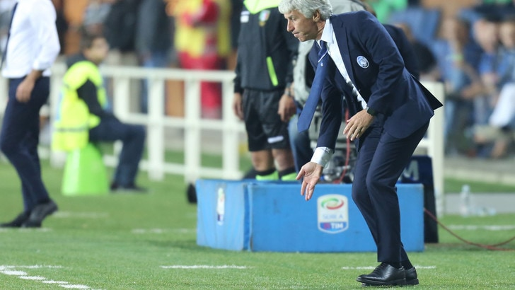 Serie A Atalanta, Gasperini: «Dobbiamo lottare in ogni incontro»