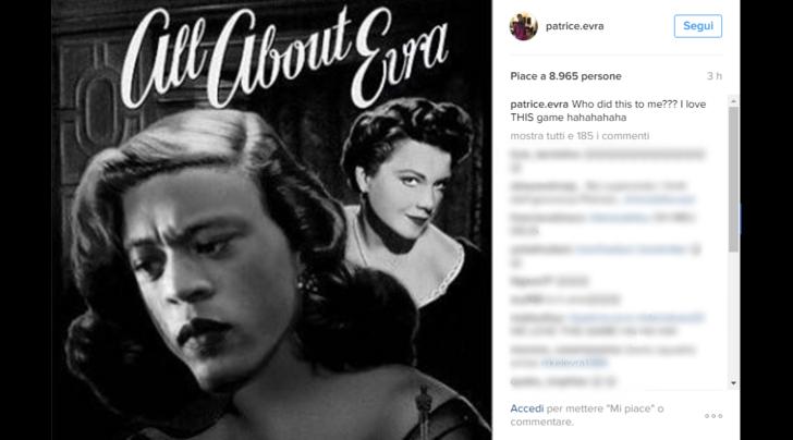 Juventus: Evra, il fotomontaggio è esilarante!