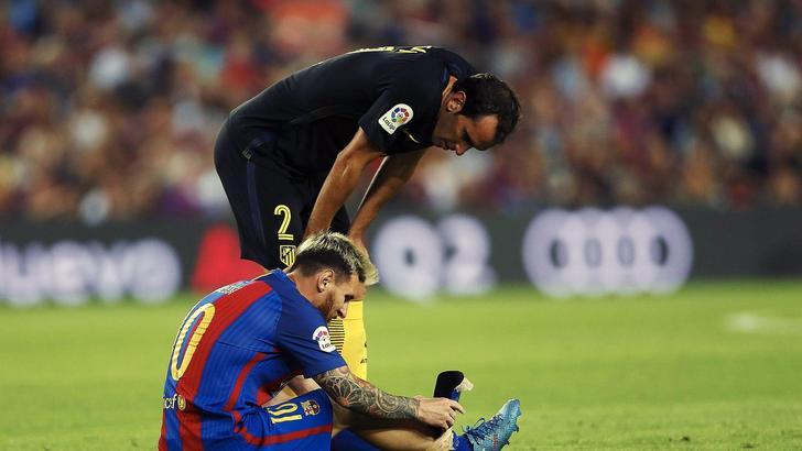 Messi, altro stop di 3 settimane