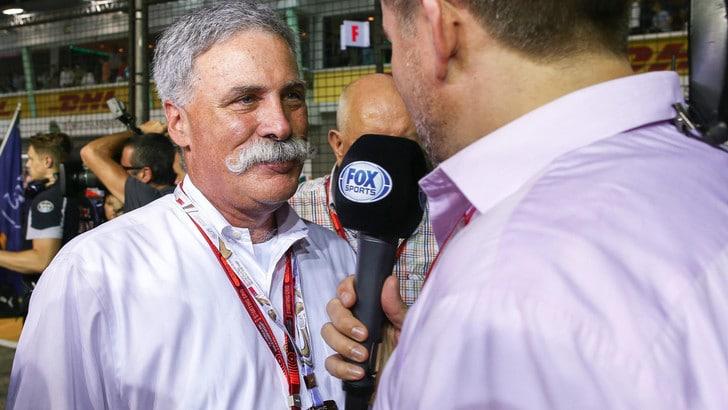 F1, Carey: «Aumentiamo le gare in America»