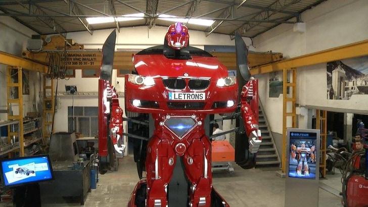 Letrons, se i Transformers esistono davvero...