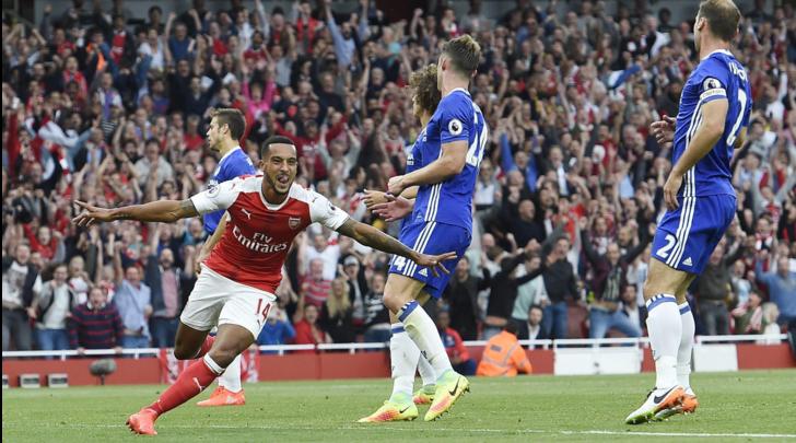 Premier League: Arsenal-Chelsea 3-0, Conte annientato «Grandi sulla carta»