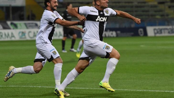 Lega Pro, Venezia resta in testa. Parma, decide Evacuo: Albinoleffe ko 1-0