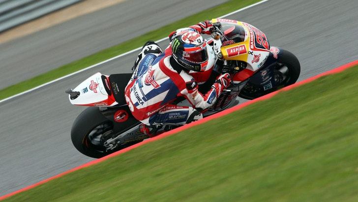 Moto2, Aragon: vince Lowes, Marquez e Morbidelli sul podio