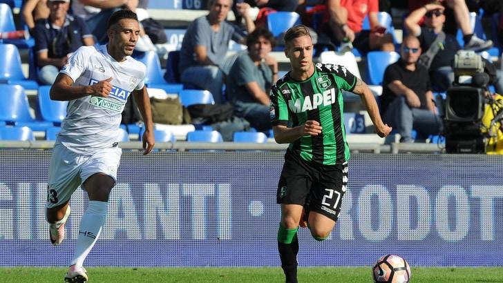 Highlights Sassuolo-Crotone 2-1: Video Gol e Sintesi (Serie A 2016/17)