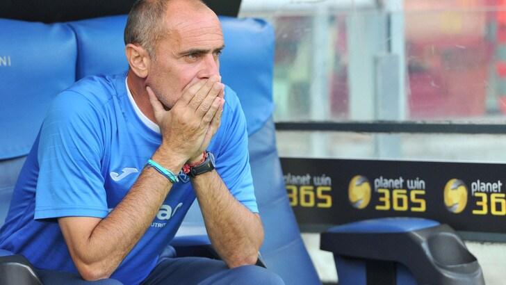 Serie A Empoli, Martusciello: «Paghiamo troppi errori sotto porta»