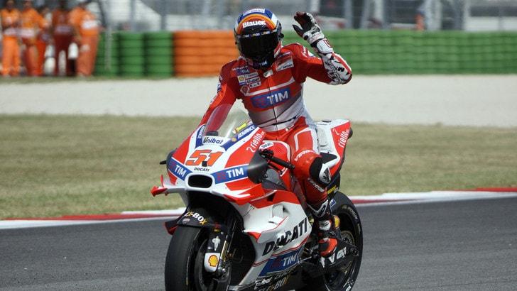 MotoGp Ducati, Pirro: «Avevamo il potenziale per la Top 10»