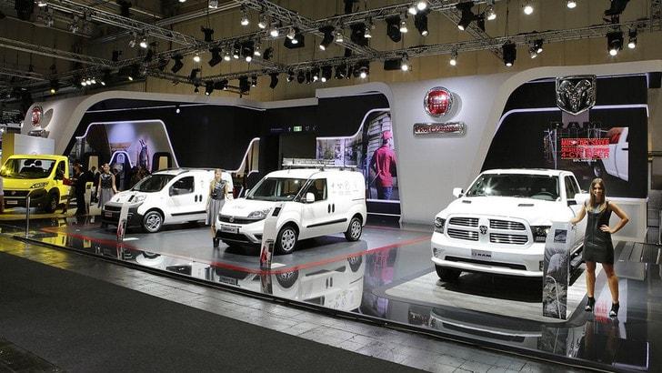 Fiat Professional, la gamma completa al Salone di Hannover