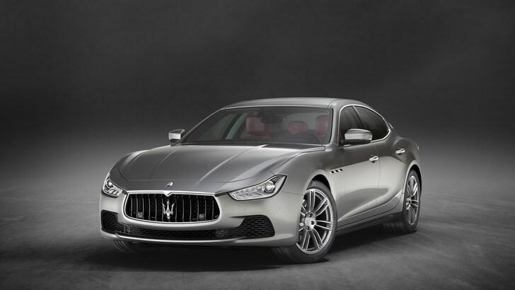 Maserati Ghibli, aggiornamenti tecnologici a Parigi