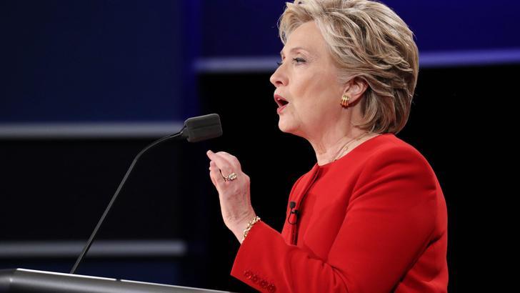 Hillary, pronta ad essere presidente