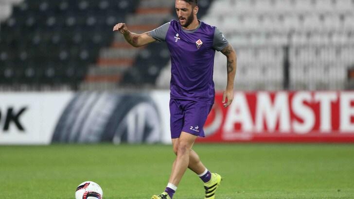 Fiorentina: escluse lesioni per Gonzalo