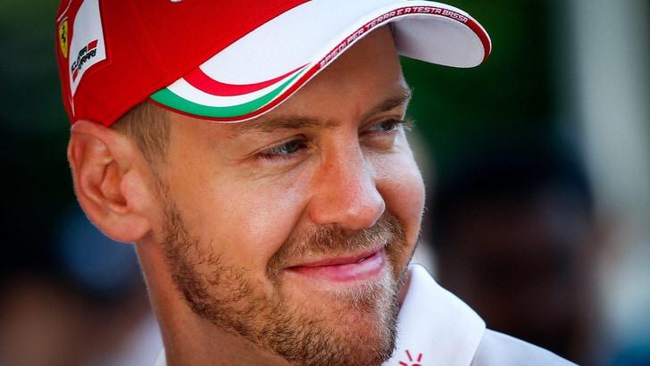 F1 Malesia, Vettel: «Cercheremo di fare ancora bene»