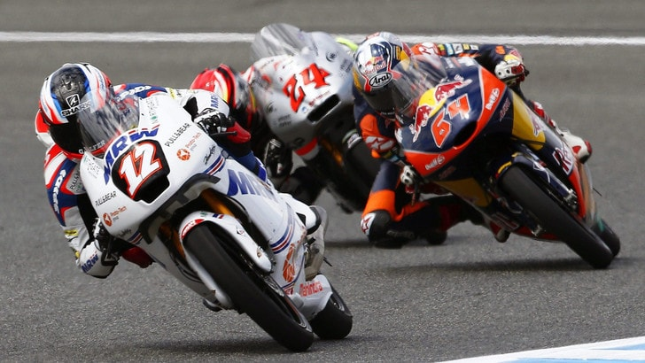 Moto3, la Mahindra punta su Arenas nel 2017
