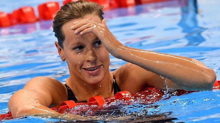 Nuoto, Pellegrini: «Vado avanti per altri 4 anni. Roma 2024? Un peccato»