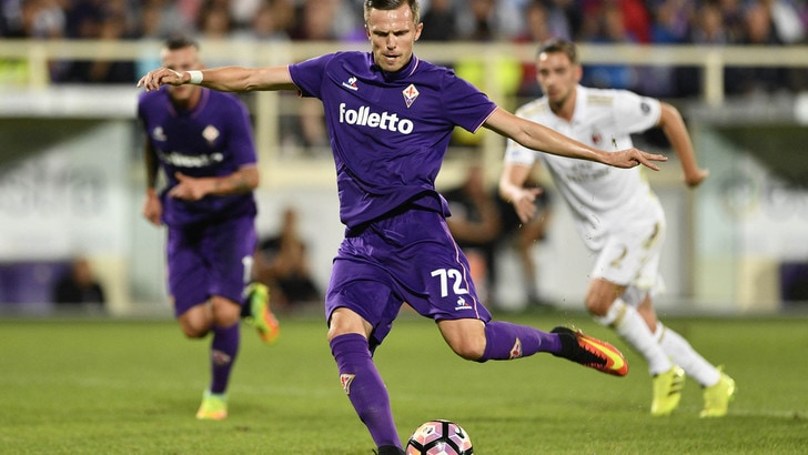 Europa League Fiorentina, ok Ilicic: Astori e Gonzalo ko