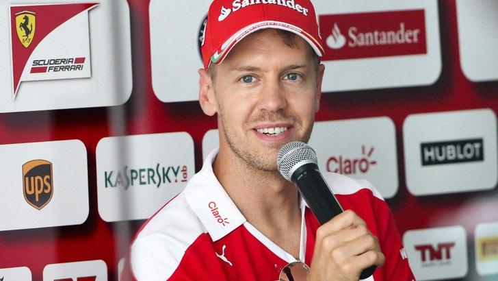 F1 Malesia, Vettel: «Stiamo tornando a crescere»