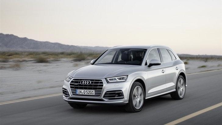 Salone di Parigi 2016, ecco la nuova Audi Q5