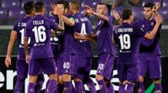 Europa League, Fiorentina-Qarabag 5-1: festa grande con Babacar e Zarate