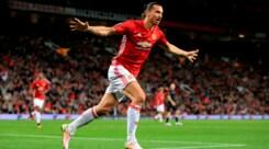 Europa League: Manchester United di misura con Ibra, cade il Nizza di Balotelli