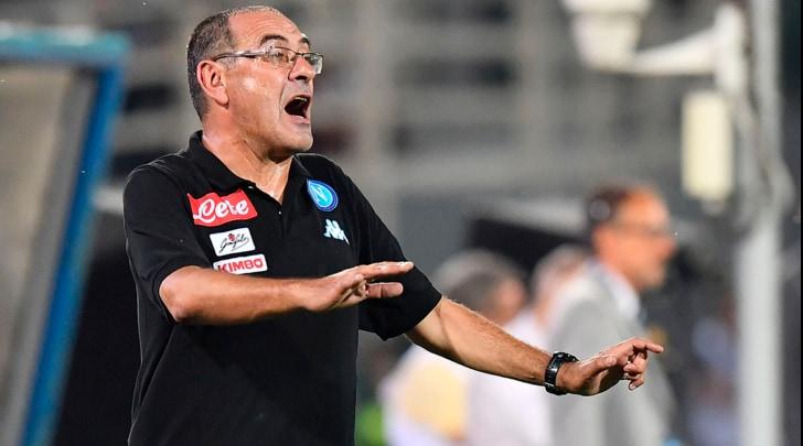 Marino: «Sarri, non lamentarti: la Juve è messa peggio»