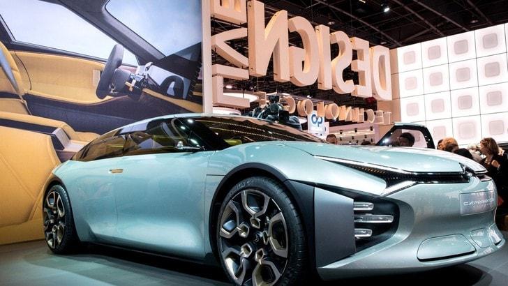 Citroen Cxperience concept, sguardo al futuro al Salone di Parigi
