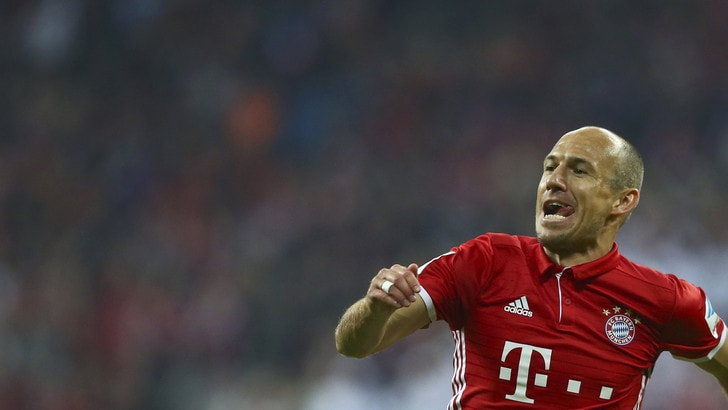 Calciomercato Bayern: «Robben potrebbe rinnovare»
