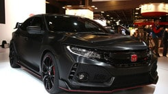 Honda Civic Type R, verso Parigi come un tuono